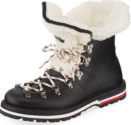 Moncler Inaya Scarpa Lace-Up Boots