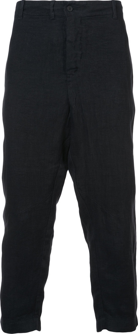 Forme D'expression Ctopped loose fitted trousers