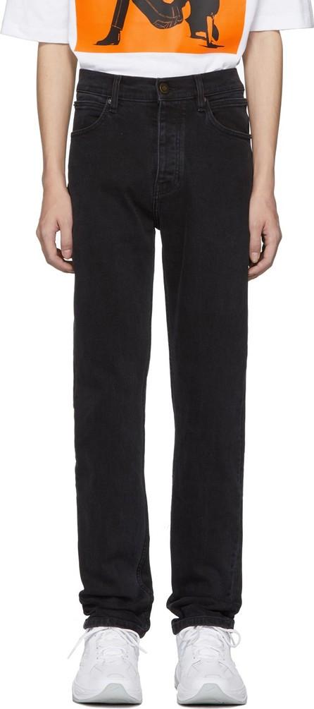 Calvin Klein Jeans Black Narrow Jeans