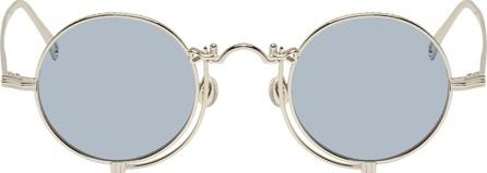 Matsuda Silver 10601H Sunglasses