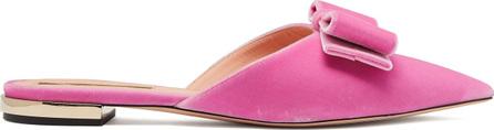 ROCHAS Velvet slipper shoes