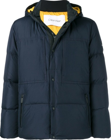 Calvin Klein Padded hooded jacket