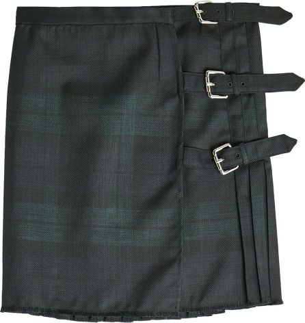 Alyx Pleated Kilt with Buckled Straps