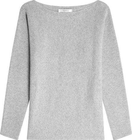 Max Mara Pullover with Virgin Wool and Cashmere