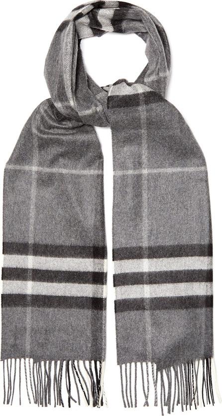 Burberry London England House-check cashmere scarf