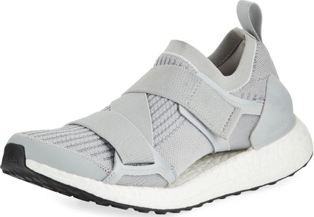 Adidas By Stella McCartney Ultra Boost X Knit Sneaker, Gray