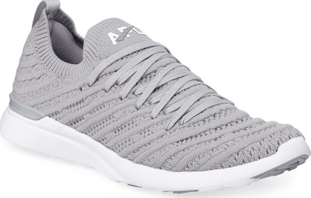 Athletic Propulsion Labs Techloom Wave Lace-Up Sneakers