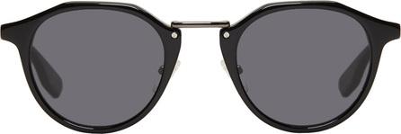 McQ - Alexander McQueen Black Oxford Sunglasses