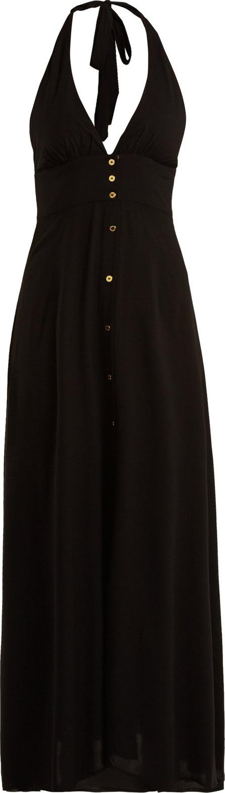HEIDI KLEIN Oman halterneck dress