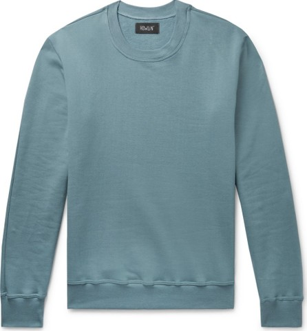 Howlin' Fleece-Back Cotton-Jersey Sweatshirt
