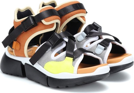 Chloe Mesh sandals