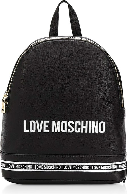 Love Moschino Synthetic Leather Backpack