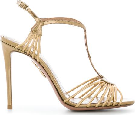 Aquazzura Josephine 105 sandals