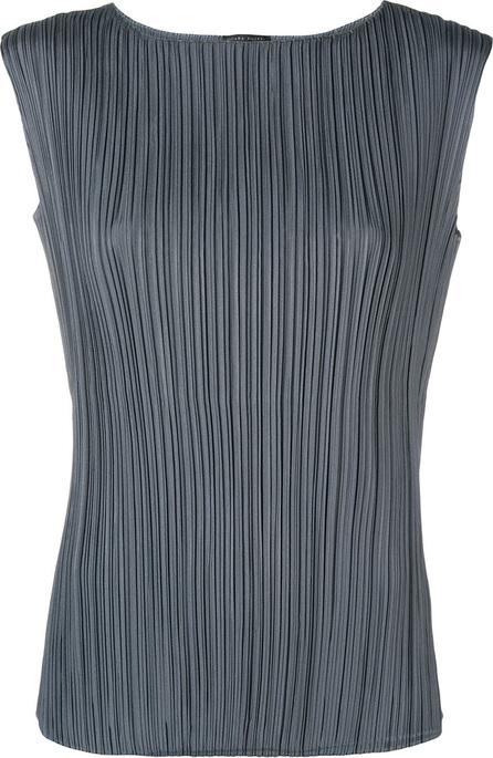 Fabiana Filippi Pleated sleeveless blouse