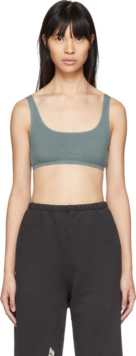 Yeezy Blue Sports Bra