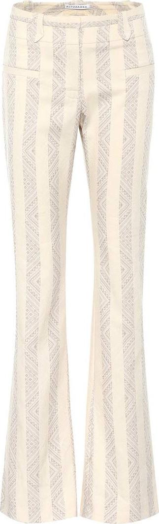 Altuzarra Serge cotton-blend trousers
