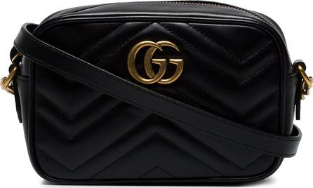 Gucci Black Mini Marmont Bag