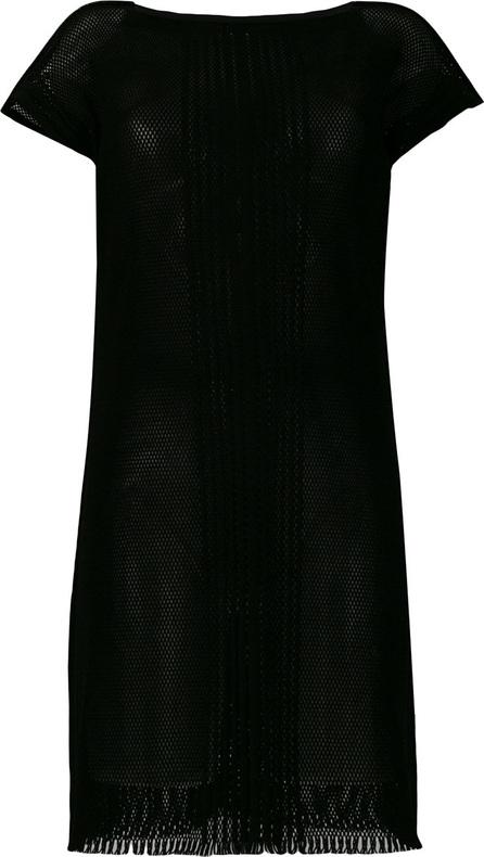Issey Miyake Mesh dress