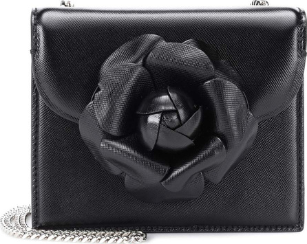 Oscar De La Renta TRO leather shoulder bag
