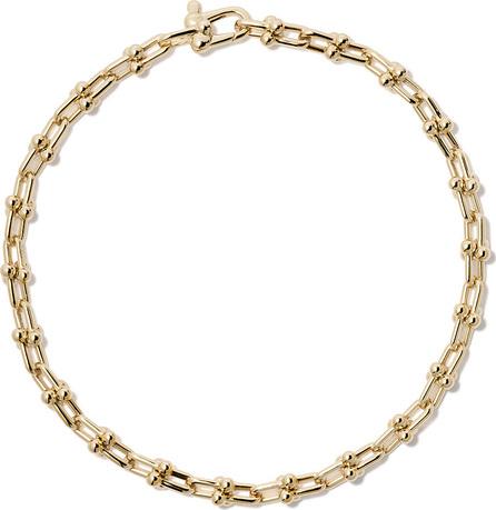 Tiffany & Co 18kt yellow gold Tiffany City HardWear micro link bracelet