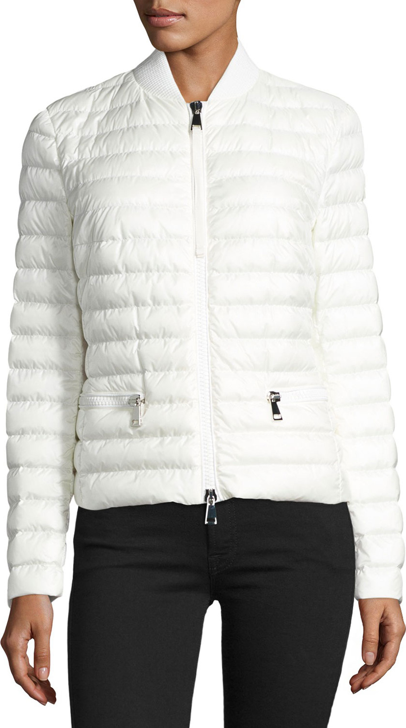 moncler blen jacket black