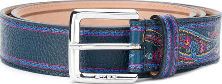 Etro Paisley belt