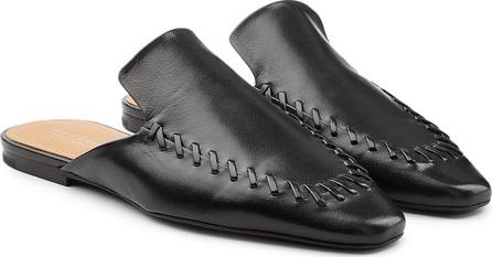 Jil Sander Tripon Slip-On Leather Loafers