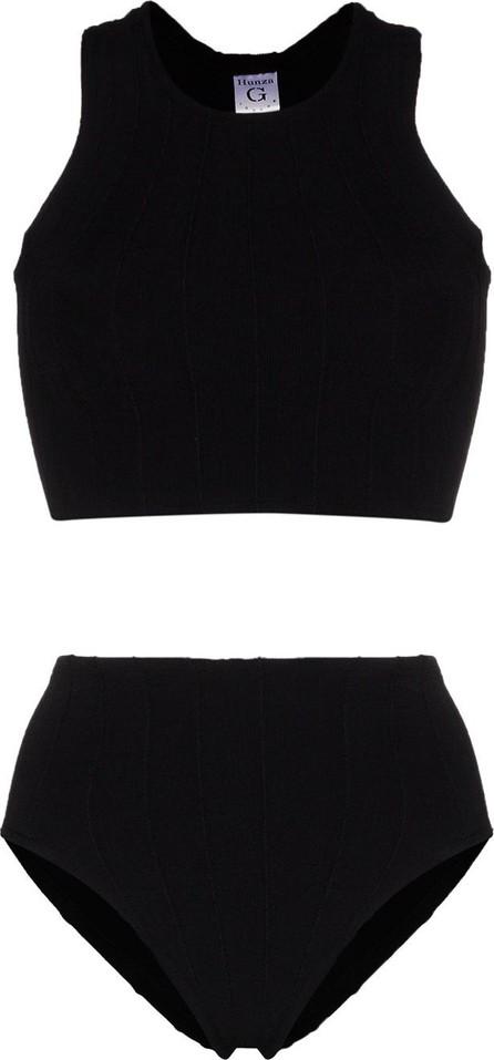 Hunza G Iris Nile ribbed bikini set
