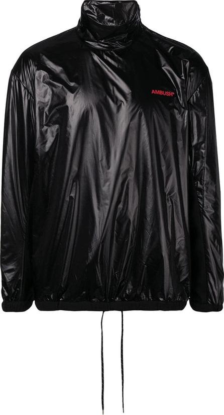 Ambush Textured high neck jacket