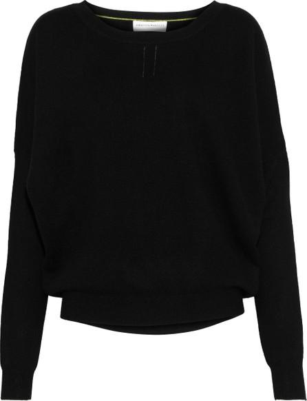 Amanda Wakeley Mélange cashmere sweater