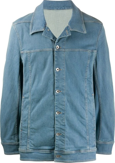 Rick Owens DRKSHDW Oversized denim jacket