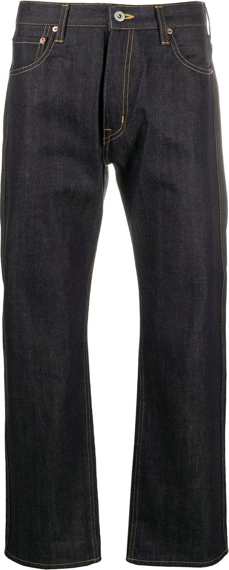 Junya Watanabe MAN X Levi's mid-rise straight jeans
