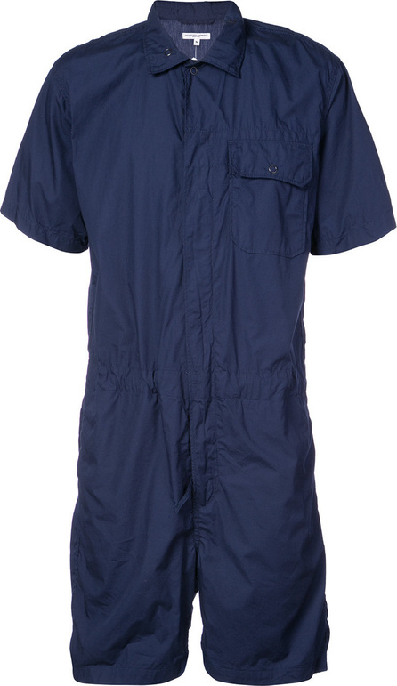 Engineered Garments Short fitted jumpsuit