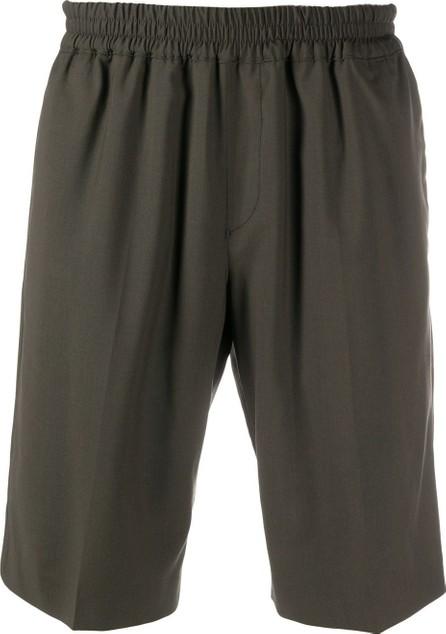 Harmony Fine knit elasticated waist shorts