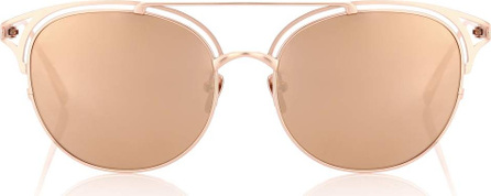 Linda Farrow 682 C3 browline sunglasses