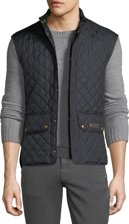 Belstaff Quilted Polyester Vest