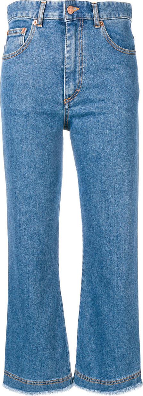 Fiorucci Cropped flare jeans
