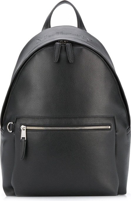 Mulberry Zipped one-shoulder backpack