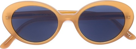 Oliver Peoples 'Deep Amber' sunglasses