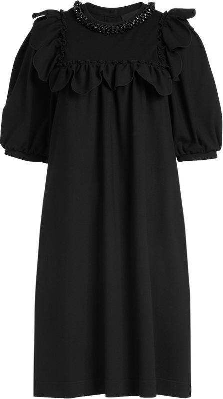 Simone Rocha Dress with Embellished Collar