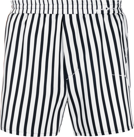 Haider Ackermann Striped swim shorts