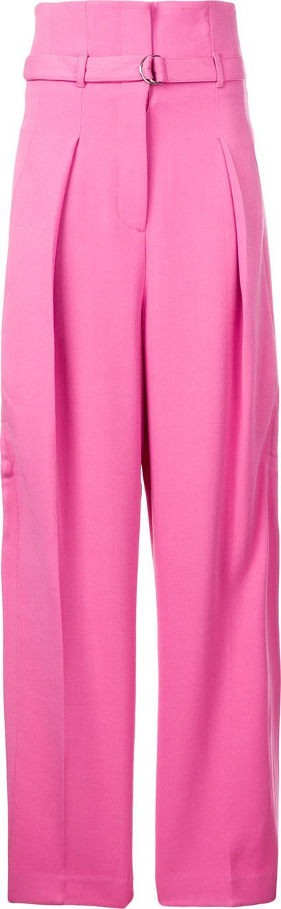 3.1 Phillip Lim high-waisted tailored trousers