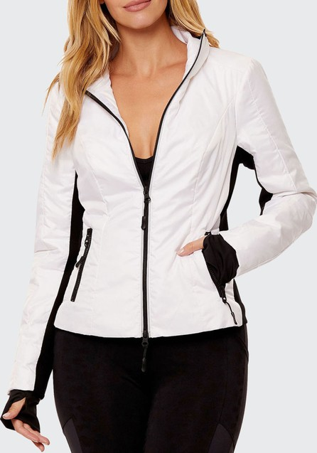 Blanc Noir Interface Packable Active Jacket