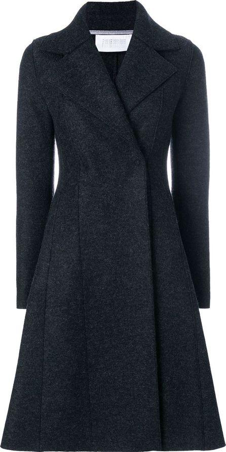 Harris Wharf London classic fitted coat