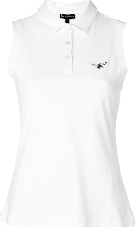 Emporio Armani Sleeveless polo shirt