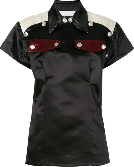 Calvin Klein 205W39NYC Front pin pockets blouse