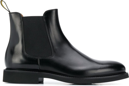 Doucal's Plain chelsea boots
