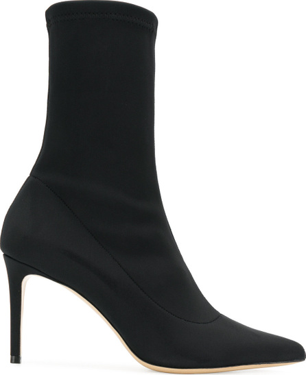 Aldo Castagna Stiletto sock boots