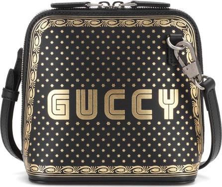 Gucci Guccy leather shoulder bag