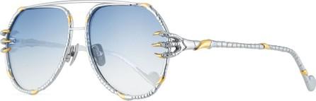 Anna Karin Karlsson The Claw Pilot Sunglasses